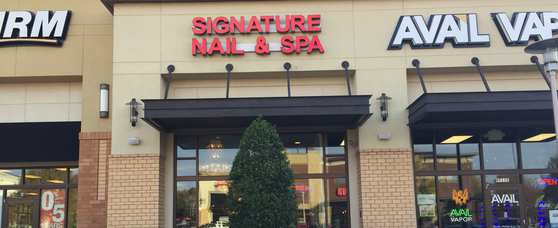 Signature Nail & Spa - Nail salon in Charlotte, NC 28216